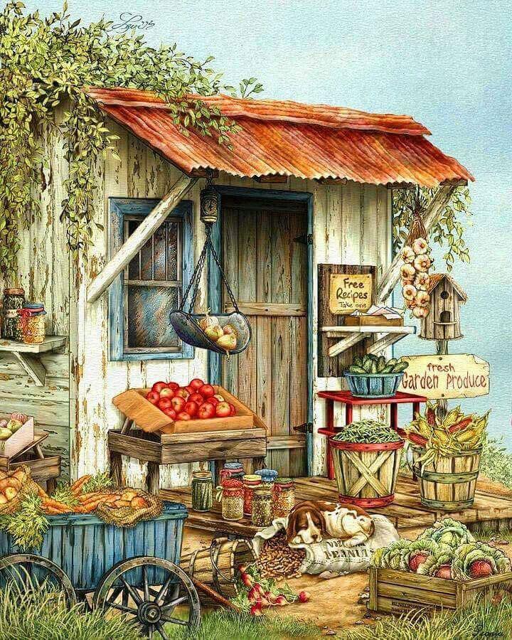 Kağıt rölyef ev resmi
