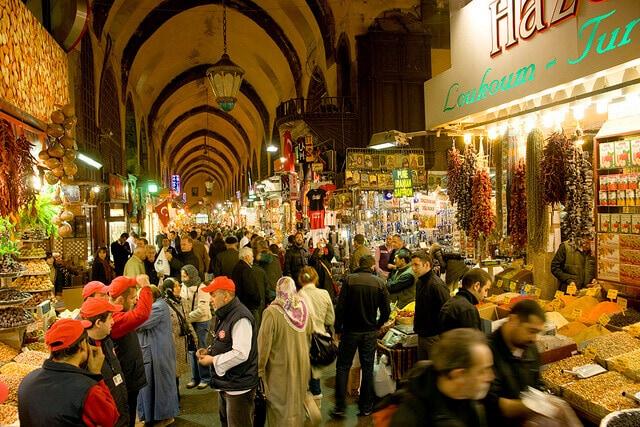 Eminönü alışveriş rehberi Mısır çarşısı, Tahtakale