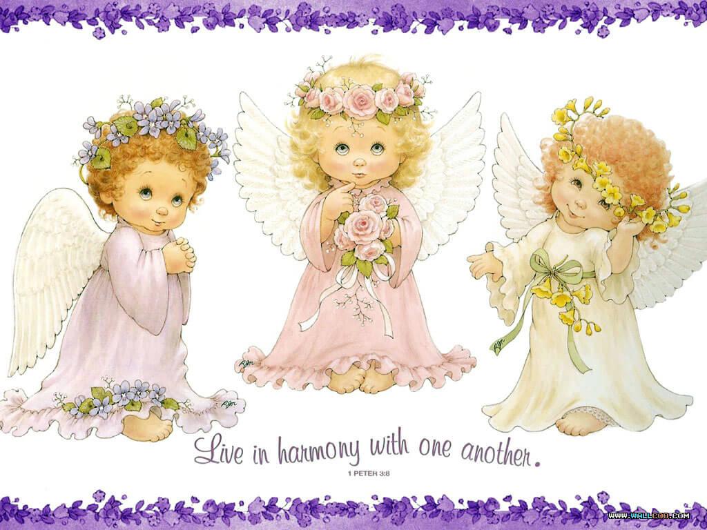 Çocuk temalı dekupaj desenleri