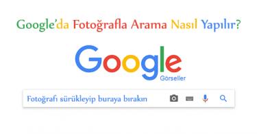 google da tersinden görsel arama nasıl yapılır