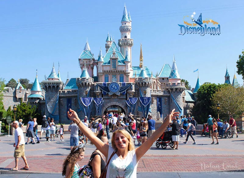 Disneyland California Gezisi