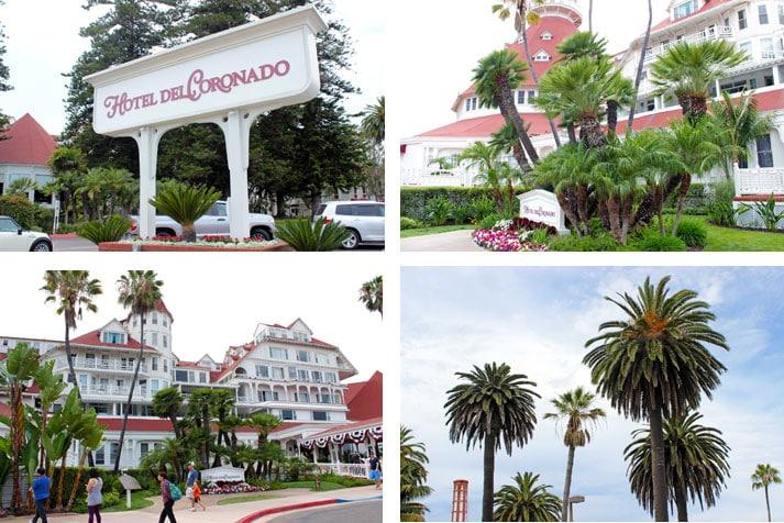 San Diego Coronado adası hoteli - San Diego'da gezilecek yerler