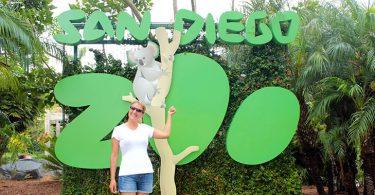 Dünyanın en büyük 3. hayvanat bahçesi San Diego Hayvanat Bahçesi